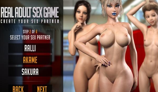 Juegos sexuales adultos reales
