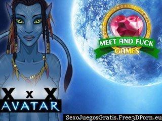 XXX juego avatar con avatares puto hars