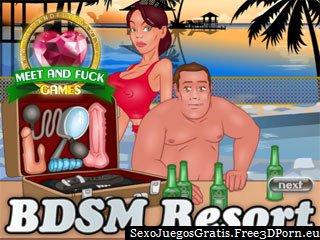 Complejo sexo BDSM con unas vacaciones fetiche y pervertir porno