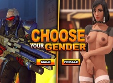 Overwatch Porn Game