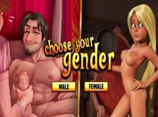 Rapunzel Porn Game
