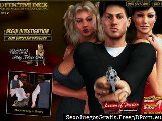 El detective Dick y el secreto de la antigua talismán