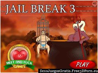 Cárcel Receso 3 juego porno fetiche con el sexo prisión