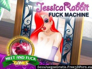Jessica la máquina de mierda y puta máquina folla sus agujeros