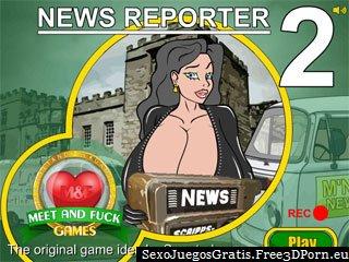 Noticias Reportero 2 adultos juego de sexo en línea
