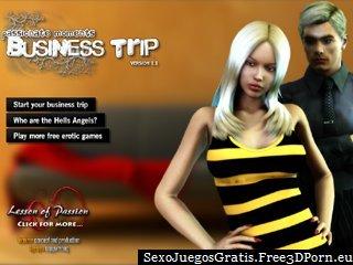 sexo durante un viaje de negocios delegación