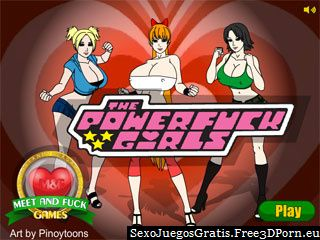 Libre juego sexual flash con chicas power-joder