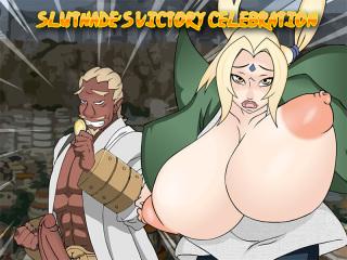 Meet N Fuck juegos móviles Slutnade's Victory Celebration