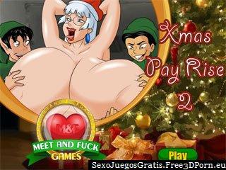 La rebelión de Navidad Pago 2 con tetas españoles joder